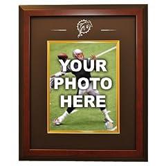 Miami Dolphins 8x10 Photo Ready Made Frame System, Mahogany - Framed NFL Photos,... by Sports Memorabilia