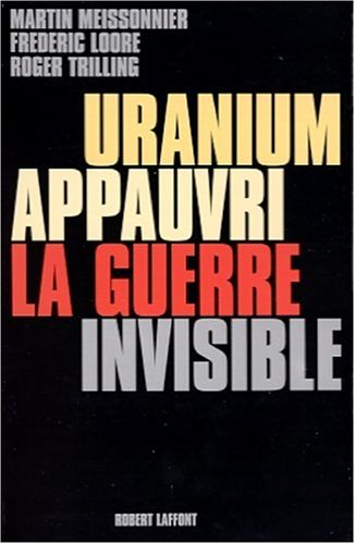 Omerta de l'OMS sur les conséquences de l'utilisation de l'Uranium Appauvri 517KZ80ANHL._