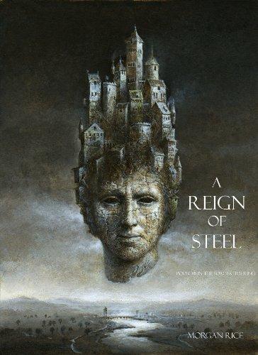 A Reign of Steel (Book #11 in the Sorcerer's Ring) | freekindlefinds.blogspot.com