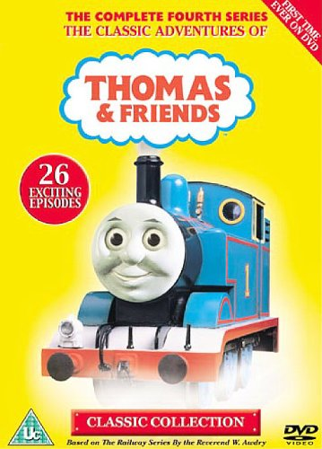 Thomas & Friends - Classic Collection - Series 4 [DVD]