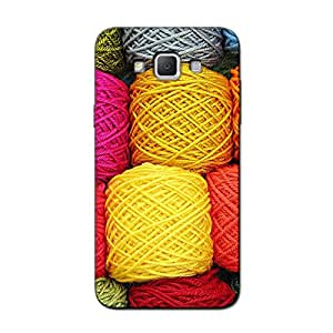 WOOLEN BACK COVER FOR SAMSUNG GRAND MAX