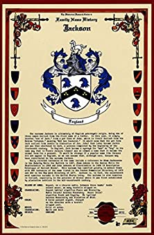 buy Ring Coat Of Arms, Family Crest And Name History - Celebration Scroll 11X17 Portrait - Ireland Origin