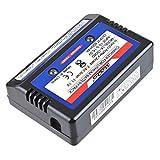 Chargeur LiPo avec balance connecteur 2-3S 7.4-11V Balance Chargeur pour batterie Li