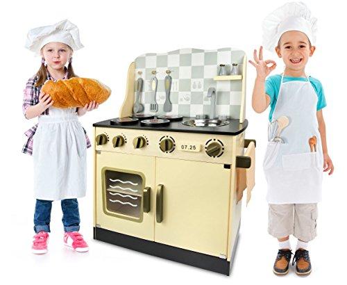 Leomark Spielküche im großen Kinderküchen-Test