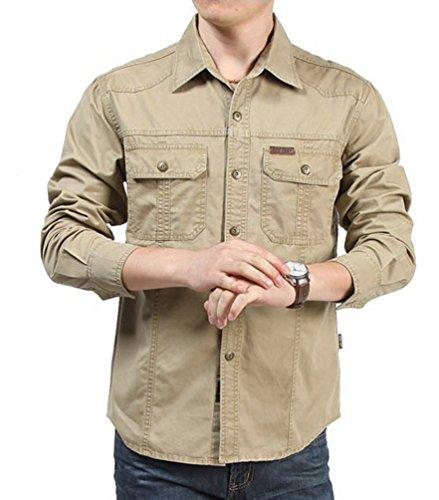 baishun-invernale-100-caldo-cotone-uomo-jeep-plus-velluto-maglietta-khaki-plaid-small