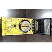 Hot Sale !!!! Outdoor Camping Altimeter Liquid Filled Analoge Compass