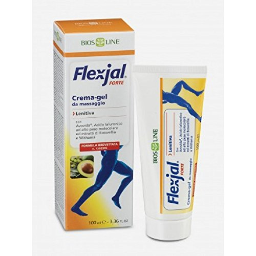 FLEXJAL FORTE CR GEL 100ML BSL