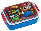 Super Mario 3D Land dishwasher tight lunch box square RB3A (japan import)