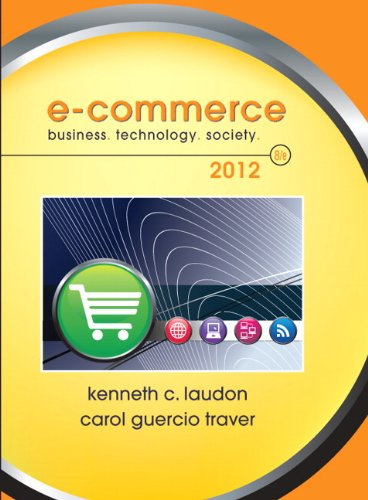 E-commerce ISBN-13 9780138018818