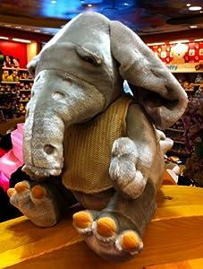 Disney Hooter Elephant from Captain EO Plush Doll NEW
