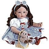 "Adora Premium Quality 20"" Wizard of Oz Dorothy Play Doll"