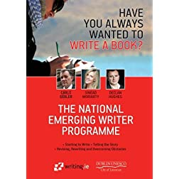 The National Emerging Writer Programme (Irish & UK edition)