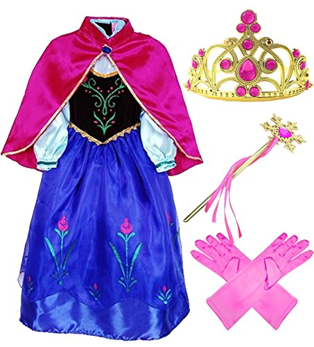 Snow  (Winter Fairy Queen Costume)
