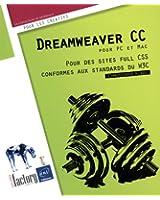 Dreamweaver CC pour PC/Mac - Pour des sites full CSS conformes aux standards du W3C