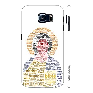 Enthopia Designer Hardshell Case Christianity Back Cover for Samsung Galaxy S6