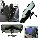 Deluxe Easy Fit Air Vent Mount for the Motorola XOOM 2