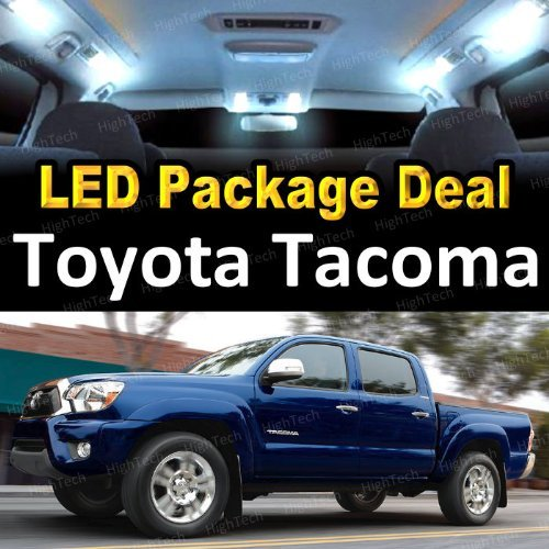 Led Interior Package Deal For 2014 Toyota Tacoma (5 Pieces), Blue