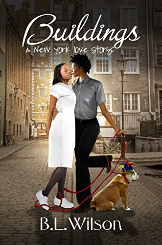 Book: Buildings - a New York love story by B.L. Wilson
