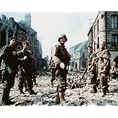 ブロマイド写真★映画『プライベート・ライアン』戦場に立つ兵士達/トム・ハンクス、マット・デイモン、トム・サイズモア