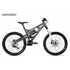 2009 Marin Quake 7.9 Med DH Downhill Bike Shimano Saint XT Fox Rock Shox