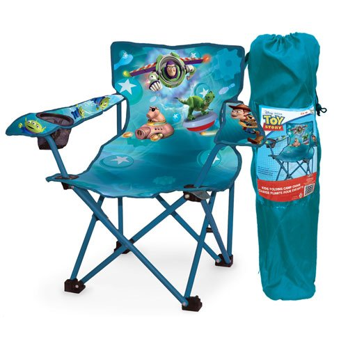 Toy Story Kids Folding Camp Chair