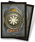 Ultra Pro - Magic the Gathering 80 Deck Protectors Mana Blanc [Toy]