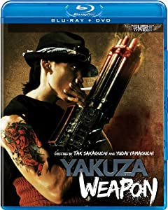 Yakuza Weapon [Blu-Ray + Dvd]