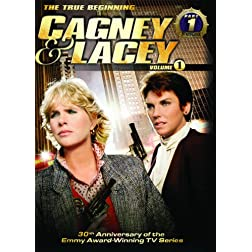 Cagney & Lacey Volume One Part One