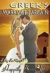 Greek's Marriage Bargain (English Edi...