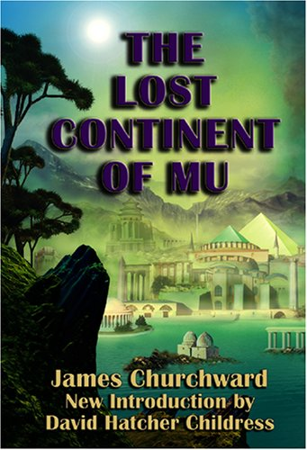 The Lost Continent of Mu