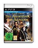 echange, troc Der Herr der Ringe - Die Abenteuer von Aragorn (PlayStation Move kompatibel) [import allemand]