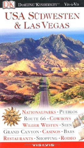 Vis a Vis Reiseführer USA Südwesten & Las Vegas: