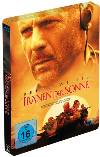 Tränen der Sonne (Limited Steelbook Edition) [Blu-ray]