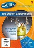 Galileo - Das Wissensmagazin, Vol. 10: Die besten Experimente