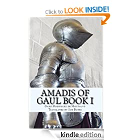 Amadis of Gaul Book I