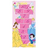 Disney Princess Royal Hopscotch Rug