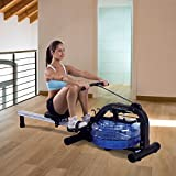 First Degree Fitness Neptune Challenge AR Water Rowing Machine