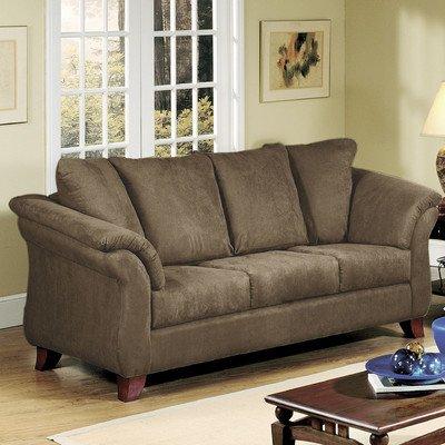 Sofa Fabric: Sienna Chocolate