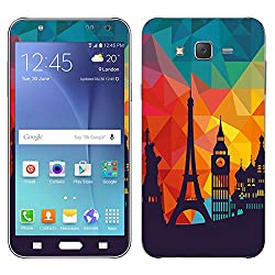 Theskinmantra World Paint SKIN for Samsung Galaxy J5