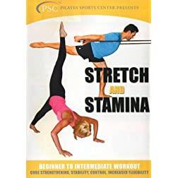 Stretch and Stamina: Beginner to Intermediate Workout