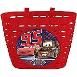 Disney Jungen Car Fahrradkorb Universal, Rot, 35562
