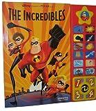 Disney Pixar's The Incredibles Interactive Play-A-Sound Book