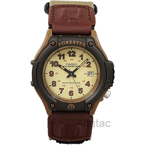CASIO Men's FT500WVB-5BV Forester Sport Watch image