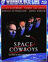 Space cowboys [Blu-ray] (Version Canadienne)