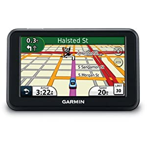 Garmin nüvi 40 4.3-inch Portable GPS Navigator(US and Canada) (Discontinued by Manufacturer)