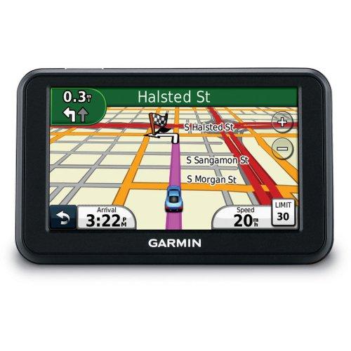 Garmin nüvi 40 4.3-inch Portable GPS Navigator(US Only)