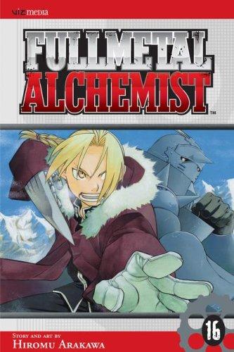 Fullmetal Alchemist 16 (Fullmetal Alchemist (Graphic Novels))Hiromu Arakawa