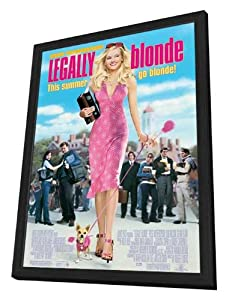 Amazon.com: Legally Blonde 27 x 40 Movie Poster - Style A - in Deluxe