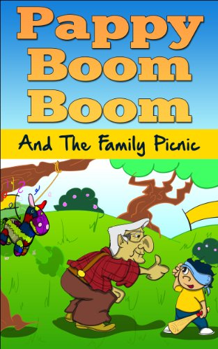 Fart Book For Kids: Pappy Boom Boom And The Family Picnic (Farting Book, Fart Books For Children, Children's Books, Kids Books) PDF