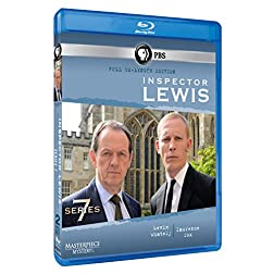 Masterpiece Mystery: Inspector Lewis 7 [Blu-ray]